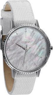 Nixon Women's Kensington Leather Watch  http://www.gearbuyer.com/products/nixon_kensington_watch_womens.html?target_color=Crystal%20%2F%20White%20Snake