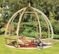 Looking for a high quality outdoor pergola? See who has the best outdoor pergola in the UK. WhatShed reveal the best outdoor pergola available online. Diy Pergola, Toile Pergola, Outdoor Pergola, Cheap Pergola, Wooden Pergola, Backyard Pergola, Pergola Shade, Outdoor Rooms, Outdoor Decor