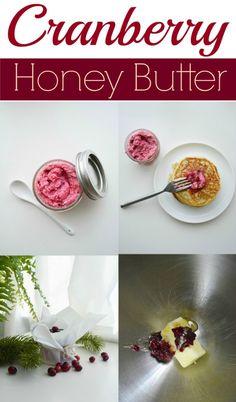 Cranberry-Honey-Butter-Recipe