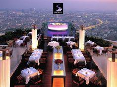 The Dome Bangkok Sky Bar