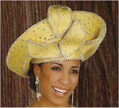 2960d4d04bcac Designer  Donna Vinci Fancy Hats