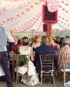 Me encanta... que todos los invitados se impliquen!!