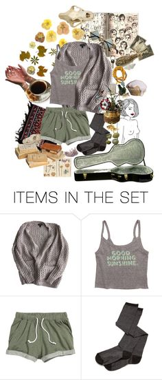 """Good Morning Sunshine"" by causingpanicatthetheater on Polyvore featuring art"