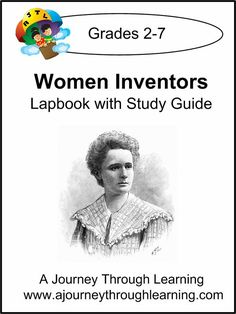 """<h3><span style=""""color: darkred;""""><br /></span></h3> <p><span style=""""color: red;""""><span style=""""font-size: medium;"""">Women have had a lot to contribute to our society. Learn about some of the women who have come up with marvelous inventions or discoveries and what they made or did! Some of the women included in this study are Marie Curie, Harriet Tubman, Virginia Apgar, Ruth Handler, Mari..."""