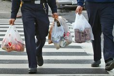 California Legislature Passes Ban on Disposable Plastic Bags - WSJ