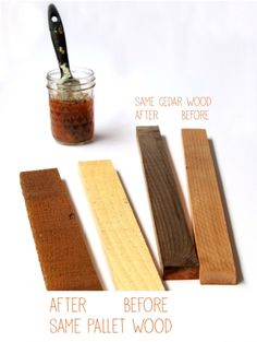 home-made-wood-stains-apieceofrainbowblog 11