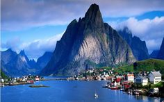 Most Incredible Places On Earth. Norway