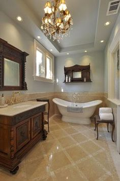 Renovated Georgetown home and bathroom.  Love it