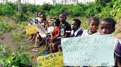 HBO saving Africa's witch children - Google Search