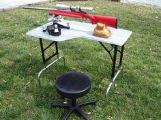 Elegant Shooting Bench Design Plans   Google Search