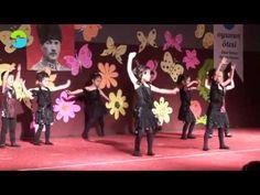 oyunun ötesi anaokulu yıl sonu gösterisi 2012-2013 -7 - YouTube