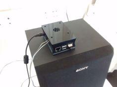 Raspberry Pi Mobile Media Center with Smartphone Control