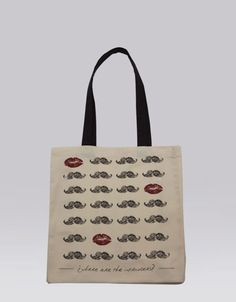 Bershka Italia - Shopping bag baffi