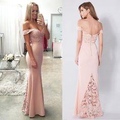 Nude Jersey and lace off the shoulder Mermaid Prom Dresses,Long Bridesmaid Dresses Cheap Formal Dresses, Deb Dresses, Prom Dresses Uk, Evening Dresses, Wedding Dresses, Mermaid Bridesmaid Dresses, Lace Bridesmaids, Bridesmaid Flowers, Mermaid Sweetheart