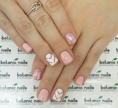 51 amazing spring nail art designs ideas to try in 2020 7 Cute Acrylic Nails, Acrylic Nail Designs, Fun Nails, Pretty Nails, Sns Nail Designs, Spring Nails, Summer Nails, Botanic Nails, Short Nail Designs