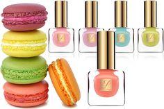 Macaron colors!