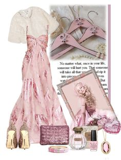 """The love of Pink"" by mzdiamondgirl ❤ liked on Polyvore"