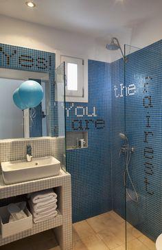 Μπάνιο | Andos Glass