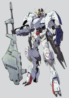 GUNDAM GUY: Gundam: Iron Blooded Orphans Fan-Arts - Image Gallery