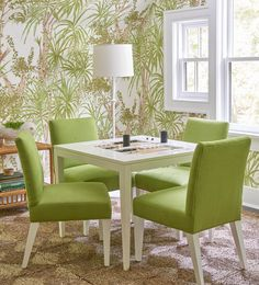oomph Backgammon 36 Table in this Meg-Braff---Coastal-Living House-Game-Table-Wallpaper. Beach Living Room, Coastal Living, Interior Color Schemes, Interior Design, Colour Schemes, Room Interior, Beautiful Interiors, Colorful Interiors, Blogger Home