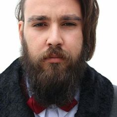 Keeping it classy and fuzzy.  Show your #love #likeandfollow @el_mo9  Don't forget to enter our #BristlrPride #competition!  #beard #beards #beardy #bearded #beardedman #beardedmen #beardedgentleman #beardlife #beardlove #beardlover #beardporn #beardsandtattoos #beardsofinstagram #beardstagram #instabard #teambeard #beardclub #allthebeards #fortheloveofbeards #Bristlr #ShowUsYourBristles #BareYourBeard