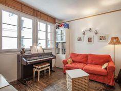 Chez Jean-Marie dans le 10ème arrondissement de Paris. Un appartement à louer dès 60€ par nuit pour 4 personnes