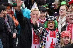 Karnevalsauftakt in Trier