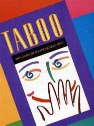 Taboo!  So fun!