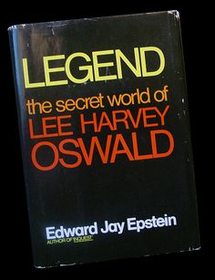 Book that theorizes that Oswald was a Soviet double agent