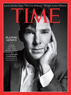 TIME Magazine (October ~ Benedict Cumberbatch interview about SHERLOCK, his movie THE FIFTH ESTATE, and more. and international editions, but is only the cover of the international editions. (Page 1 of [Photo by Paola Kudacki] Sherlock Bbc, Benedict Cumberbatch Sherlock, Johnlock, Martin Freeman, Michelle Obama, Interview, Bridget Jones, Romance, Time Magazine