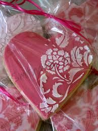 Individually wrapped biscuits as wedding favours... Cheap because I would do them for you x