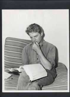 JEAN-PIERRE AUMONT STUDIES SCRIPT CANDID -1943 WWII POW FILM - CROSS OF LORRAINE