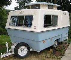 Vintage Travel Trailers For Sale | SOLD - 1974 Vintage Hunter I Compact Travel Trailer - McGregor, IA ...
