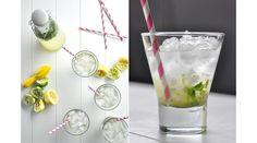 Coriander, Lemon & Honey Refresher | The Denizen