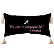 One shoe can change your life!  -Cinderella