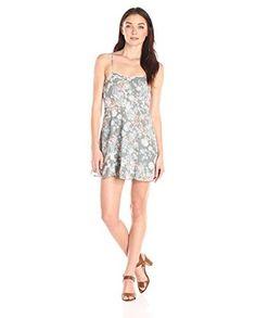 BCBGeneration  Contrace Lace Slip Dress