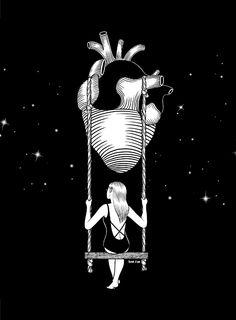 Mood Swings Art Print by Henn Kim | Society6