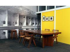 Pierre Jeanneret Fauteuil Conférence, 1952-56 Courtesy Galerie Patrick Seguin