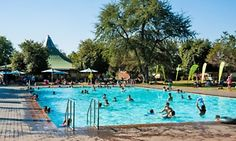 Groupon - Limpopo: Two or Three-Night Weekday Self-Catering Stay for Up to Four People at ATKV: Eiland Spa in Letsitele. Groupon deal price: R Online Shopping Deals, Catering, Dolores Park, Places To Visit, Spaces, Night, People, Travel, Viajes