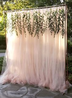 Minimalist Wedding Ceremony Backdrop For Modest Wedding Ideas 0034 You are in the right place about wedding ceremony decorations fireplace Here we offer you the most beautiful pictures about the weddi Wedding Ceremony Decorations, Wedding Centerpieces, Backdrop Wedding, Birthday Decorations, Wedding Venues, Photobooth Wedding Ideas, Photo Booth Wedding, Wedding Arches, Wedding Ceremonies