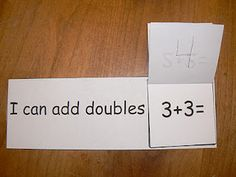 i can add doubles book