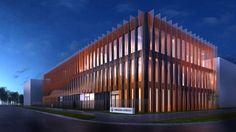 Ambasada Kuwejtu w Warszawie - Projekt Konkursowy