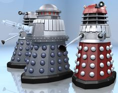 Daleks of the Empire by Librarian-bot.deviantart.com
