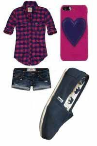 One of my fav vans outfit Vans Outfit, Tomboy Outfits, Casual Summer Outfits, Girly Outfits, Spring Outfits, Cute Outfits, Summer Clothes, Teens Clothes, Skater Outfits
