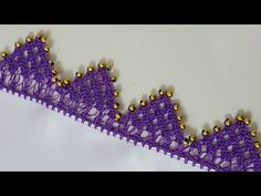 Mevlut Namaz Örtüsü Boncuklu Dağ Oyası Yapımı - YouTube