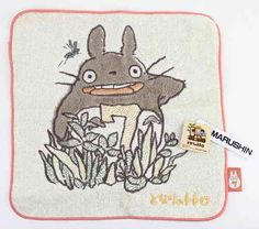 Mein Nachbar Totoro Mini-Handtuch 7 Juli - mrbento.de