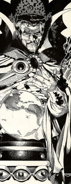 Dr. Starnge by Michael Golden *