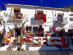 Las Alpujarras: Walking from Pampaneira to Búbion - Migrating Miss