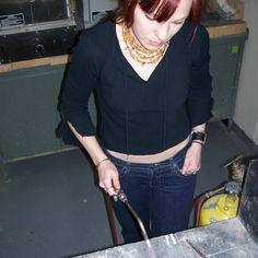 Patti West-Martino 'Red Paw' New Baltimore, Michigan Baltimore, Michigan, Artists, People, Red, Etsy, Style, Fashion, Swag