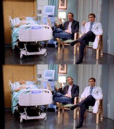 House And Wilson, House Dr, Medical Series, Robert Sean Leonard, James Wilson, Gregory House, Hugh Laurie, Medical Drama, Tank I